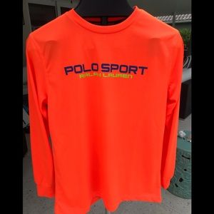 Polo sport boys Dri-fit T-shirt size L